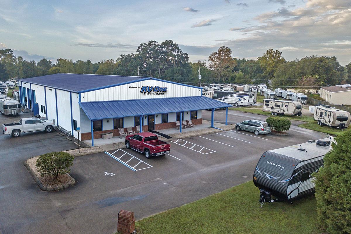 RV One Gainesville FL